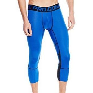 Nike Men's Hypercool 3/4 Compression Tights